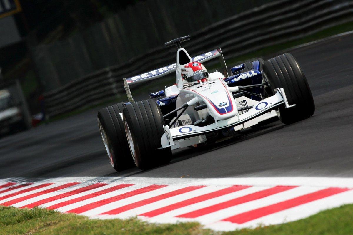 Sauber GP Italia 2006 Robert Kubica