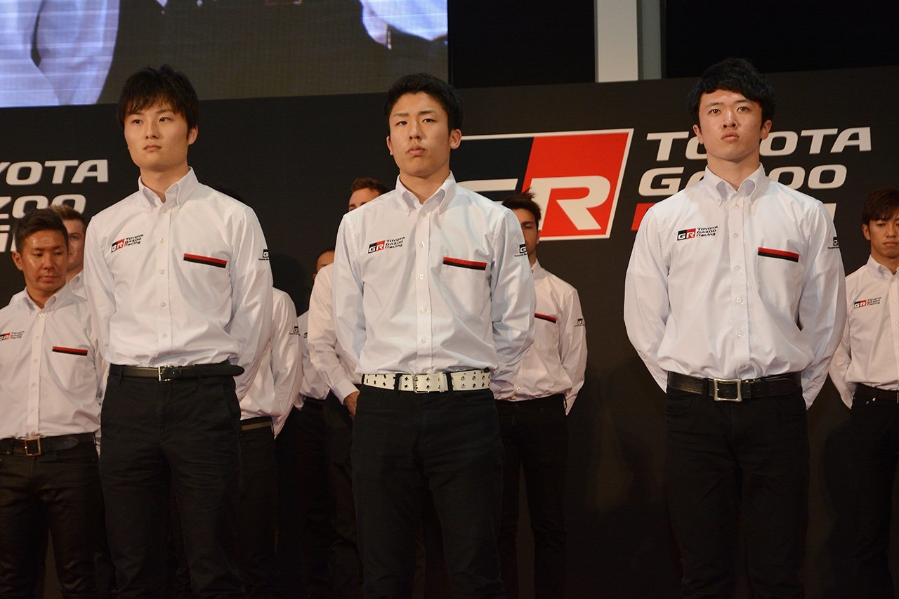 Toyota Young Driver 2017