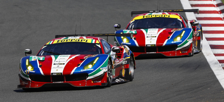 Ferrari GTE-Pro 2016