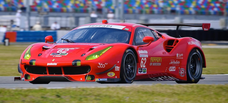 Ferrari Risi Daytona 2017