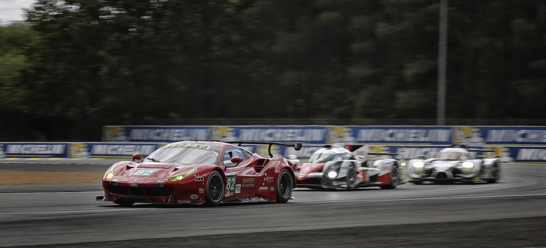 Le Mans 2016 Michelin