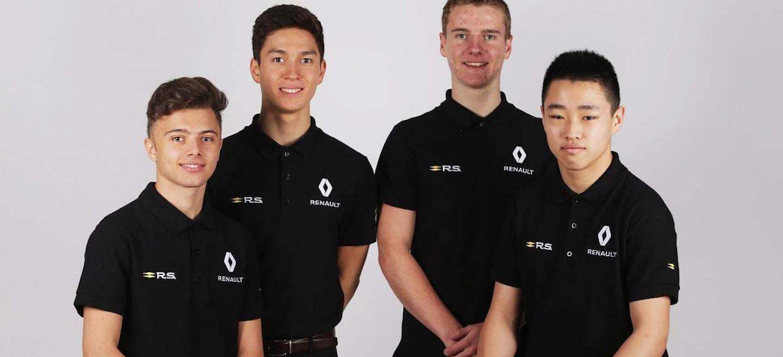 Renault Sport Academy 2017