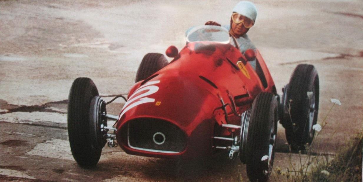 Alberto Ascari GP Alemania 1952