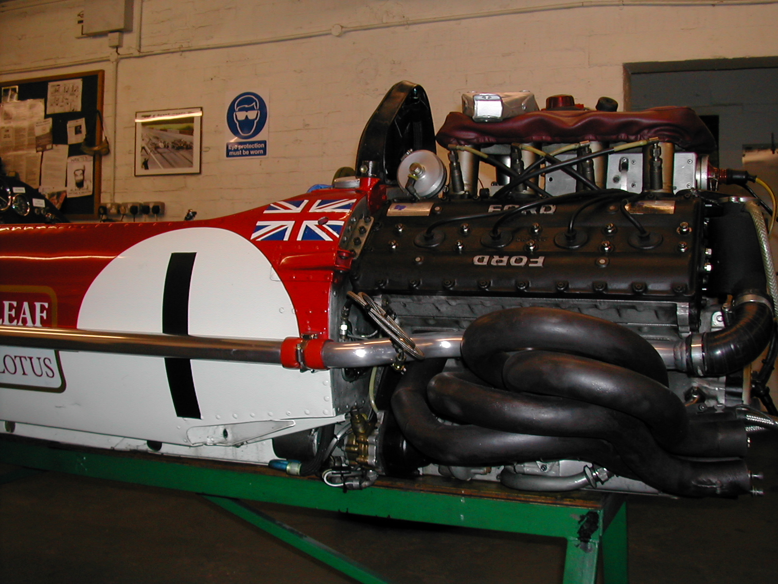 Cosworth DFV Lotus 49