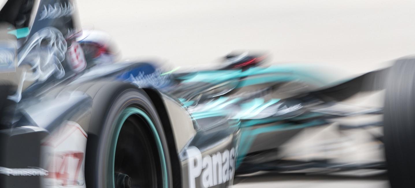 FIA FORMULA E HONG KONG, ROUND 1, SEASON 3