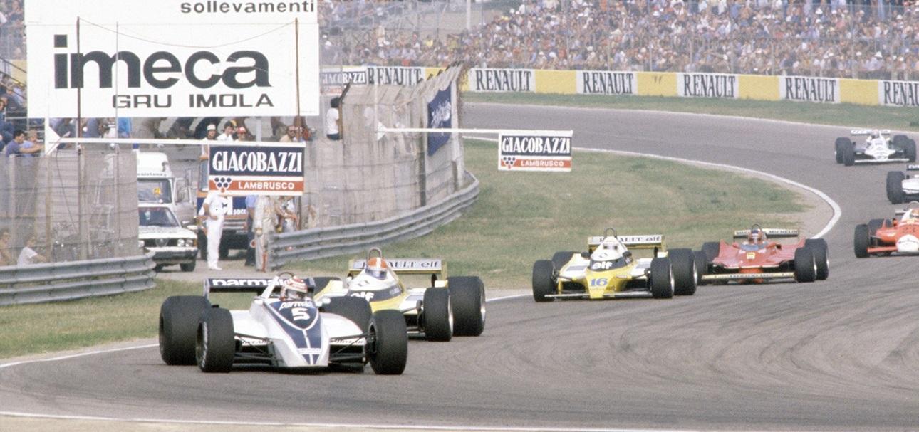GP Italia 1980 Imola