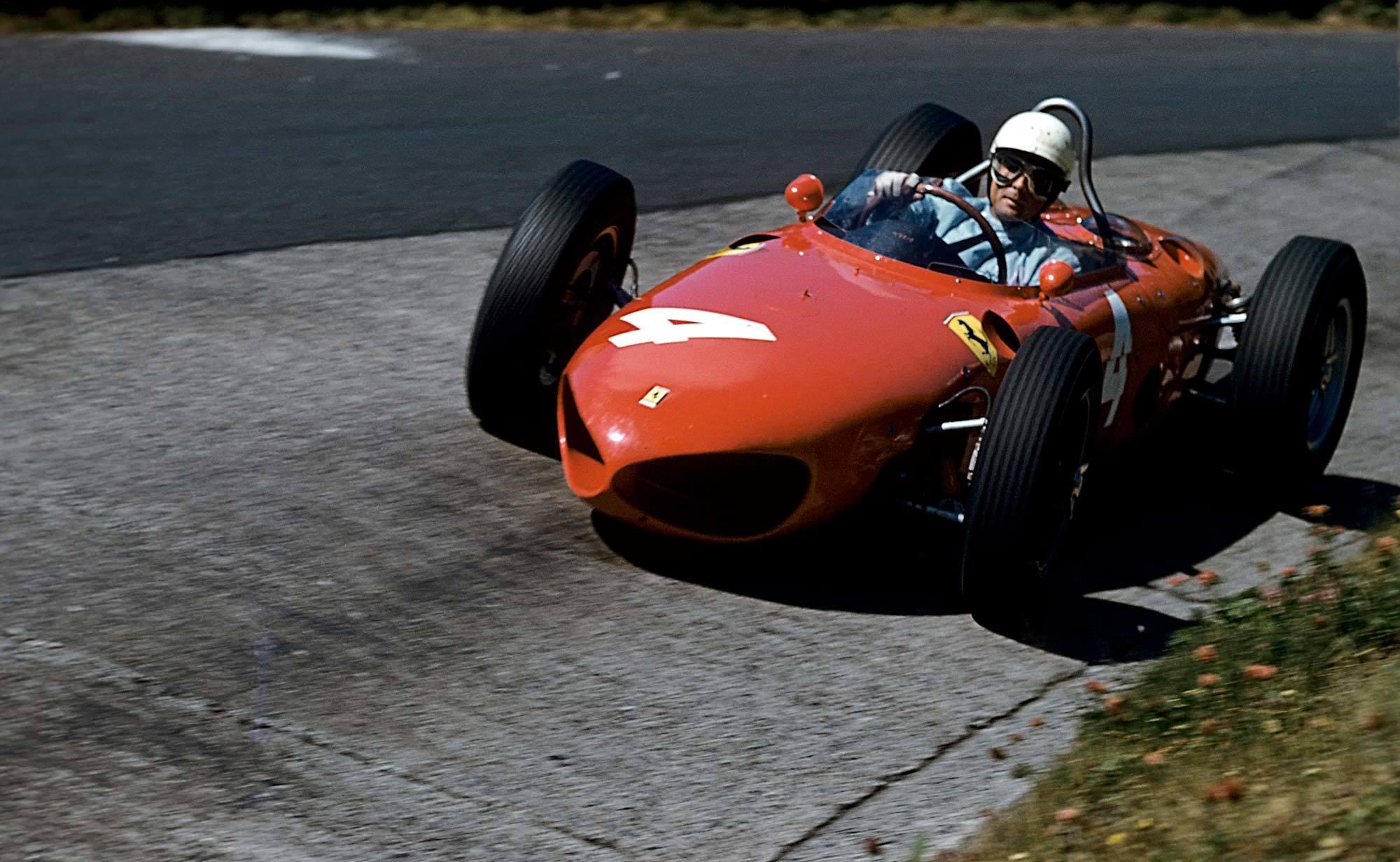 Phil Hill GP Alemania 1961
