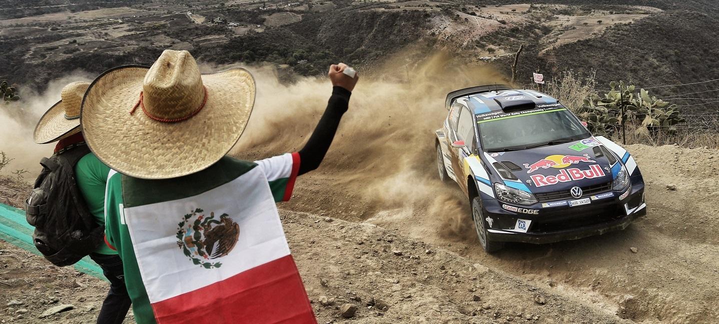 AUTOMOBILE: WRC MEXICO - WRC - 03/03/2016