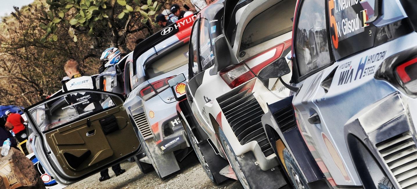 AUTOMOBILE: WRC MEXICO - WRC -08/03/2017