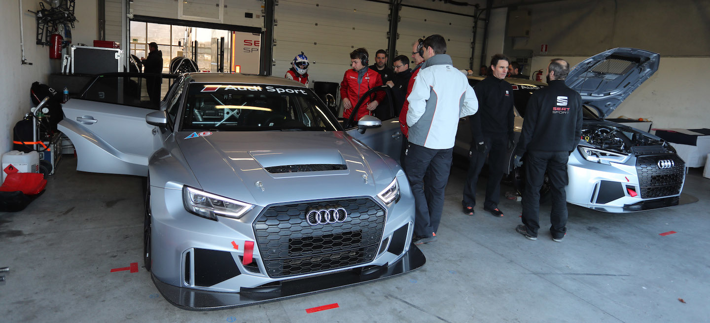 Audi TCR BOP 2017