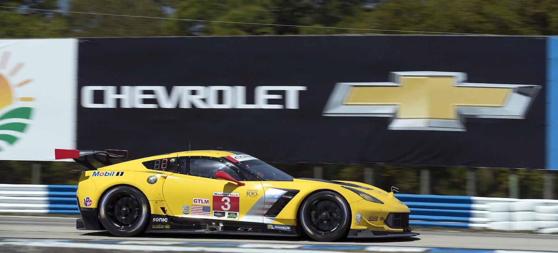 Corvette Sebring 2017