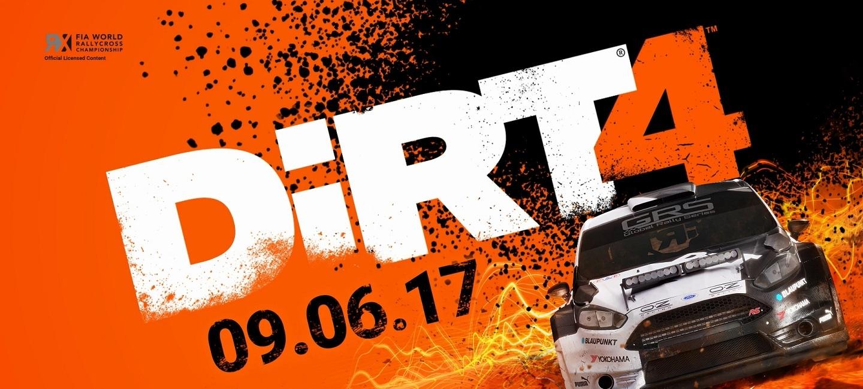 DiRT 4 _ Gameplay trailer _ Be Fearless