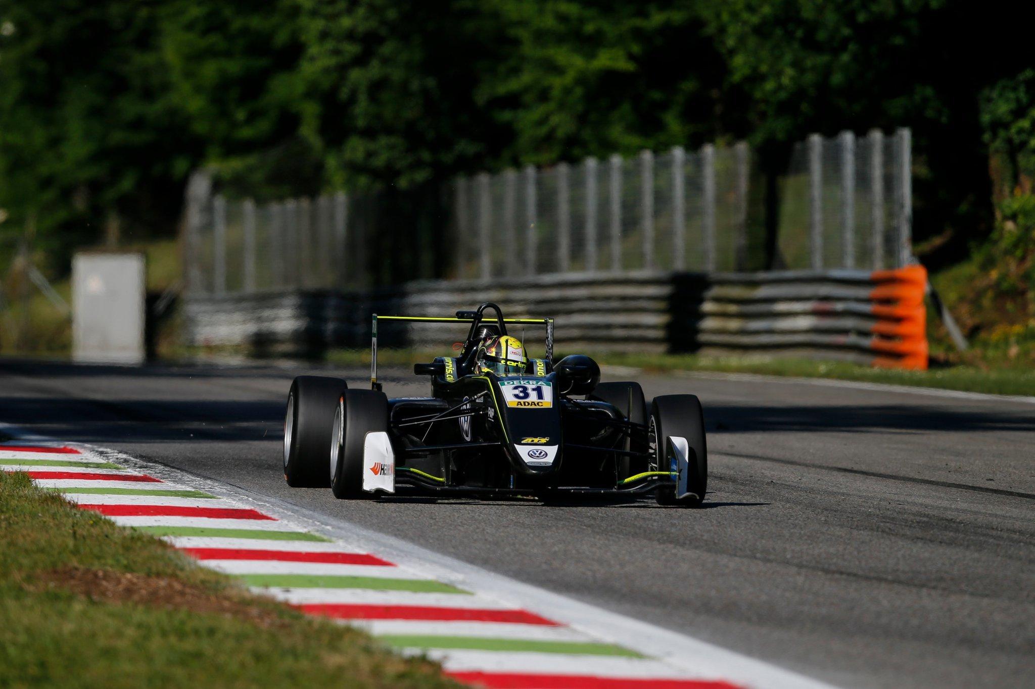 Lando Norris F3 Monza Euro 2017