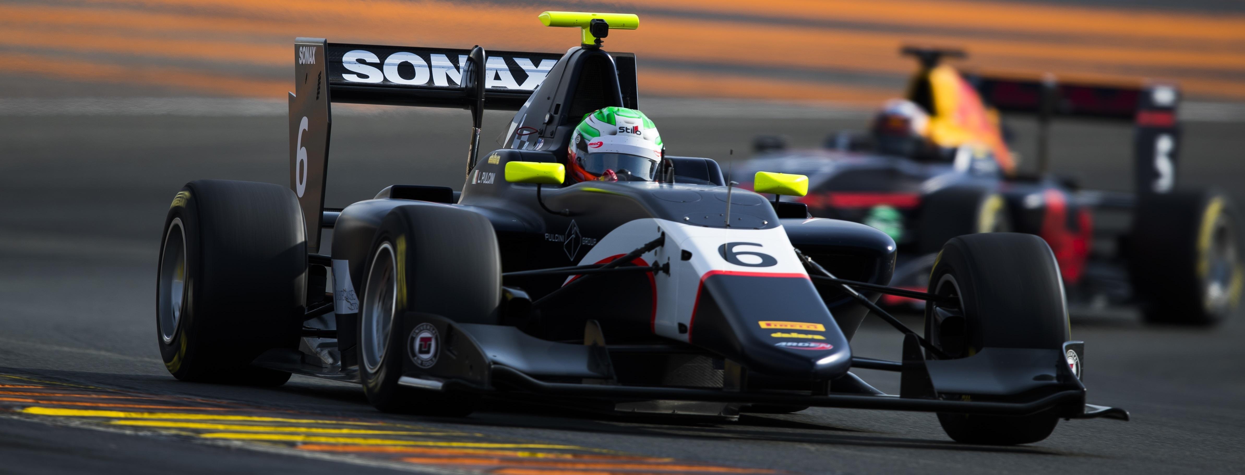 Leonardo Pulcini GP3 Valencia 2017