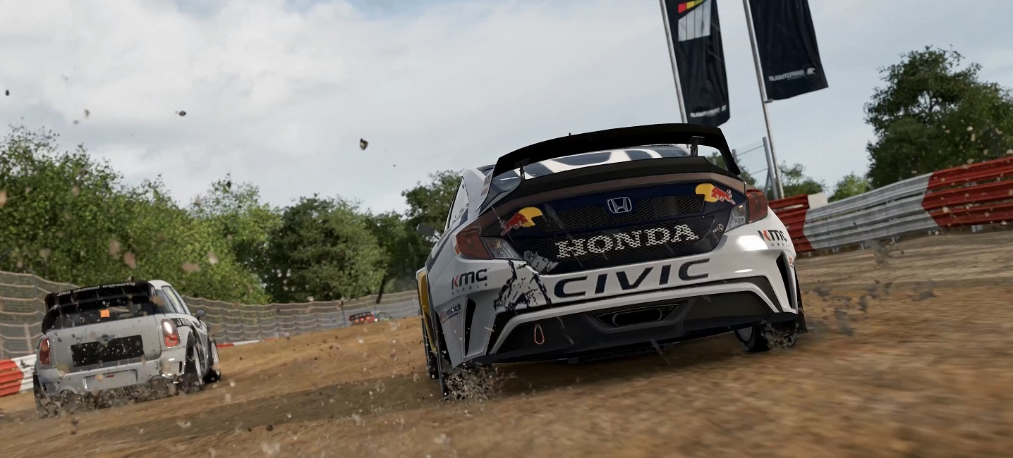 Rallycross Is Coming To Project CARS 2