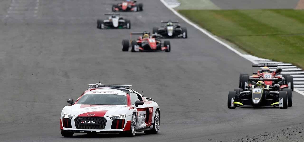 Salida F3 Silverstone 2017