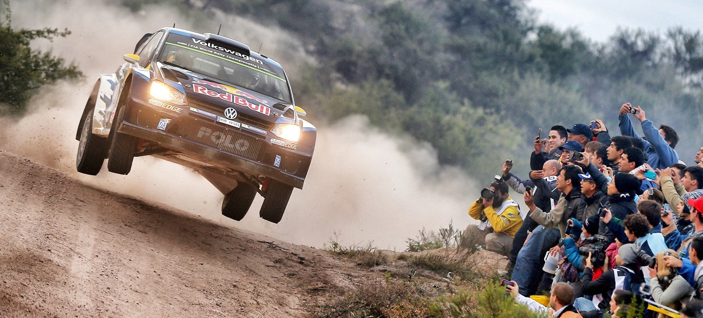 AUTOMOBILE: WRC Rally Argentina- WRC -17/04/2015