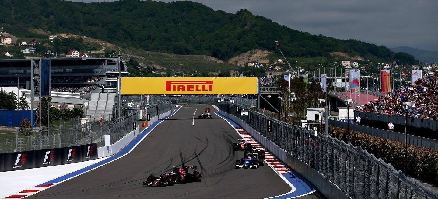 Gran Premio De Rusia 2017 Horarios Para Seguirlo Por