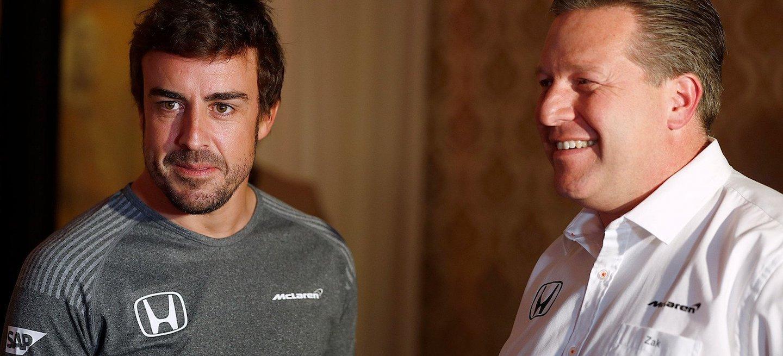McLaren IndyCar Proyecto