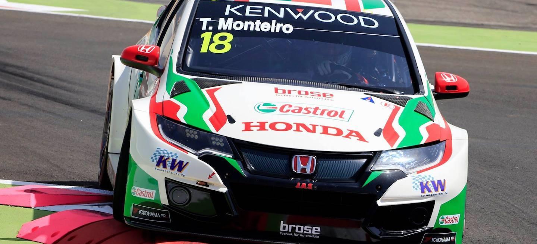 Monteiro Honda WTCC 2017