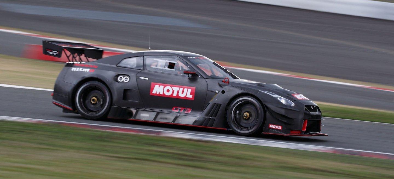 Nissan GT-R GT3 2018