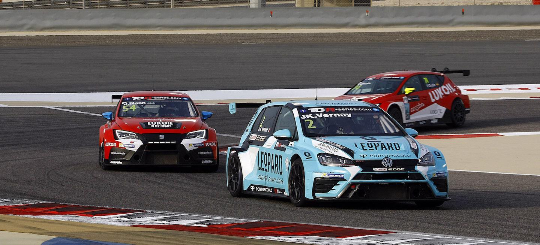 TCR Vernay Bahréin 2017
