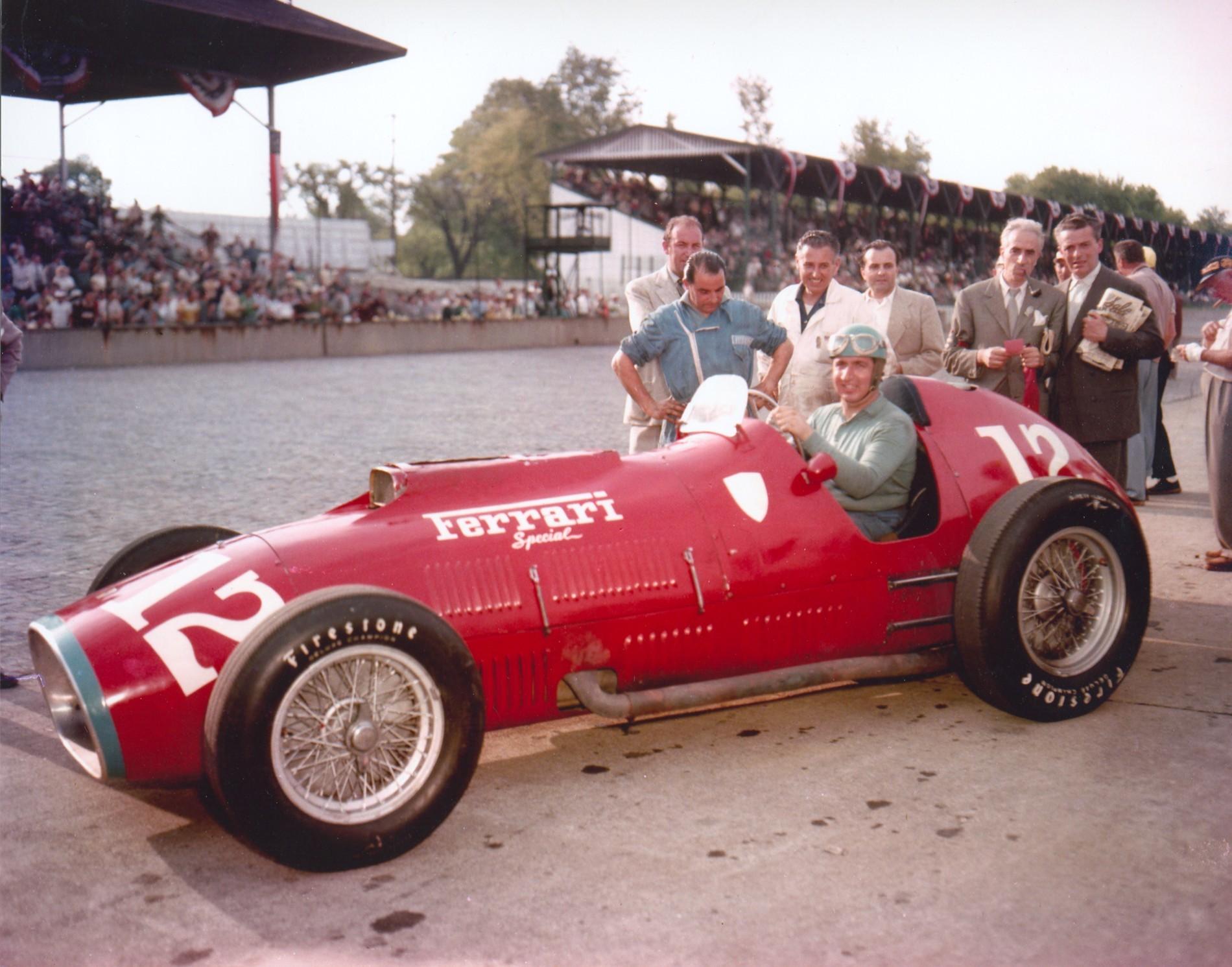 Alberto Ascari Indy 500