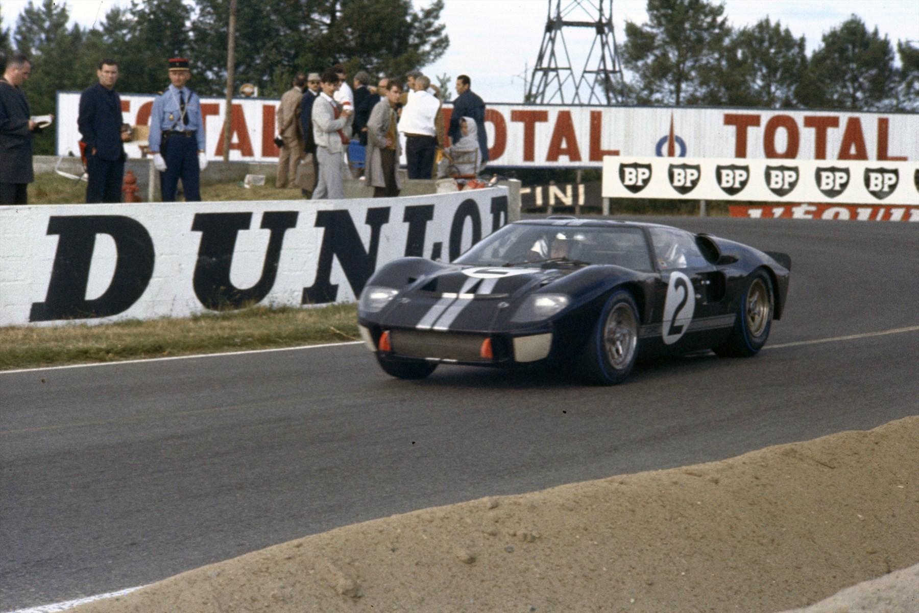 Bruce McLaren Le Mans