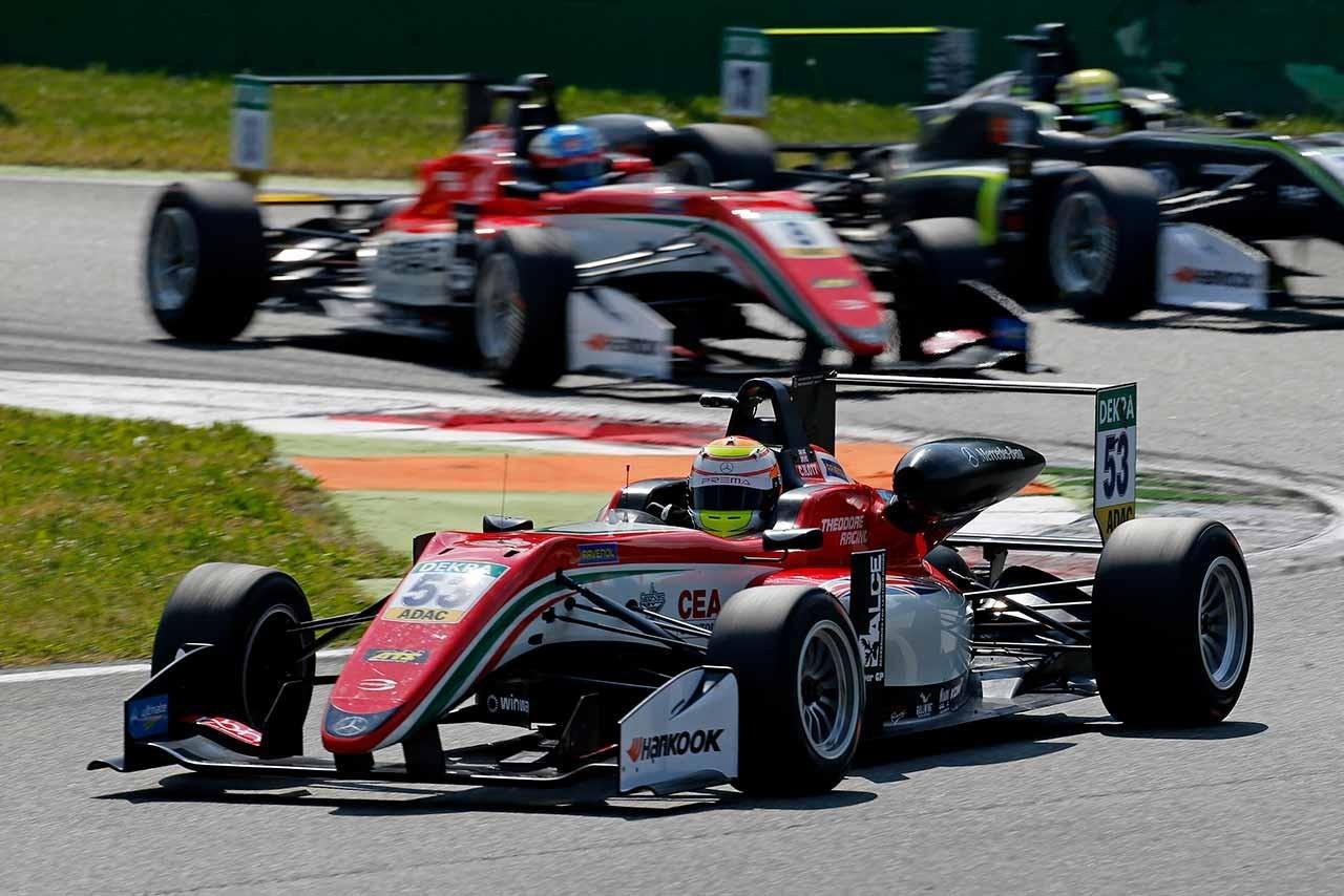 Callum Ilott Monza 2017 F3