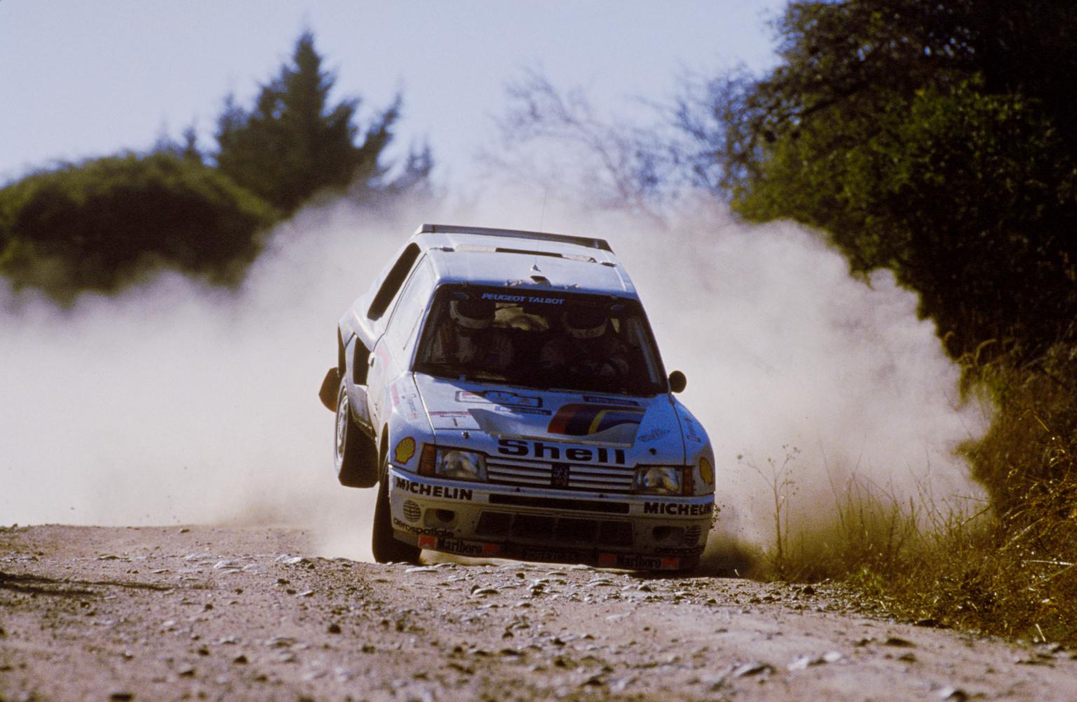 Carlos Reutemann WRC