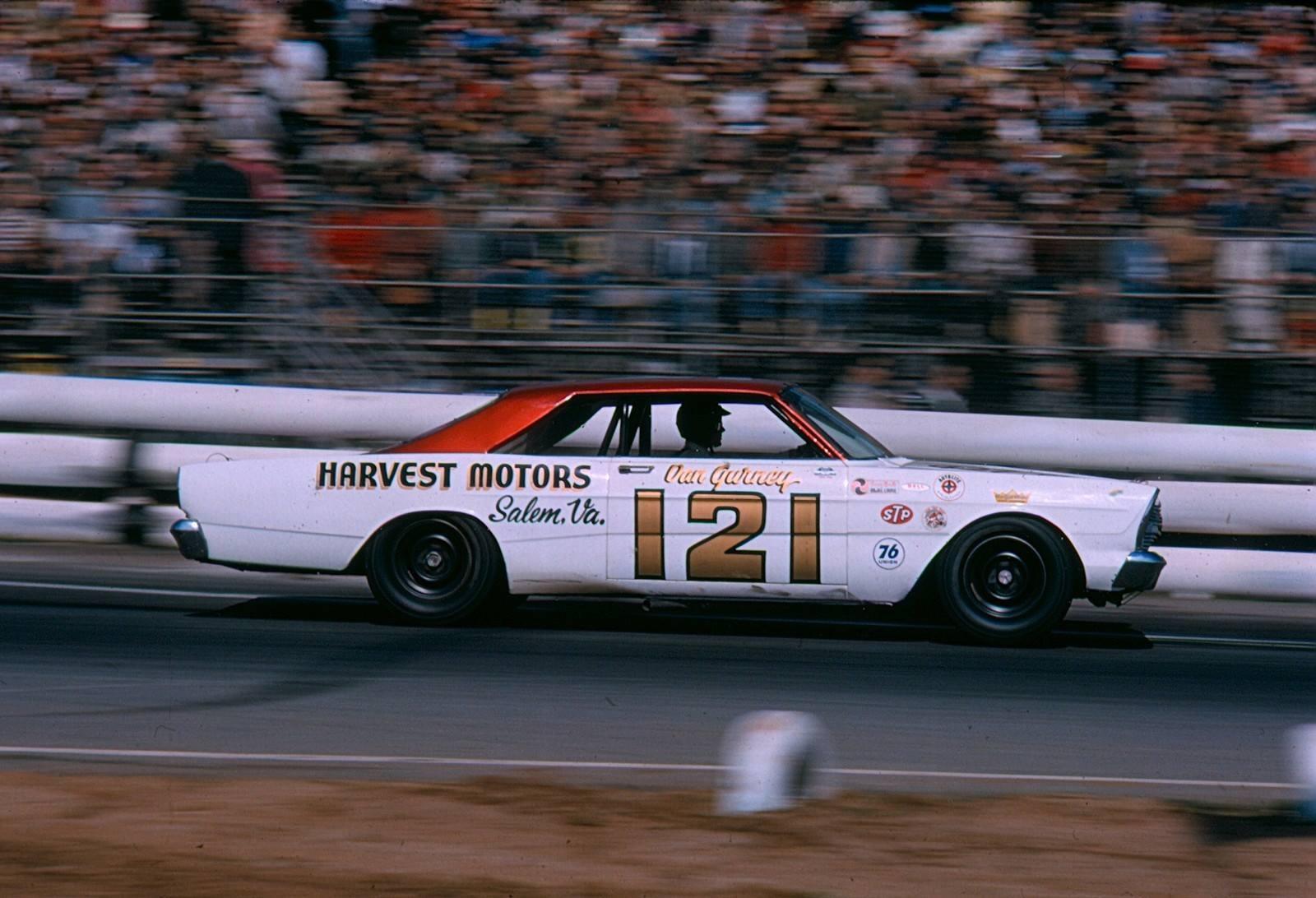 Dan Gurney NASCAR