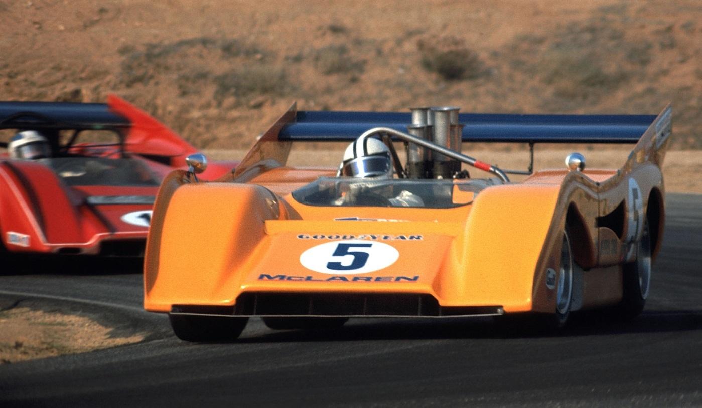 Denny Hulme Can Am