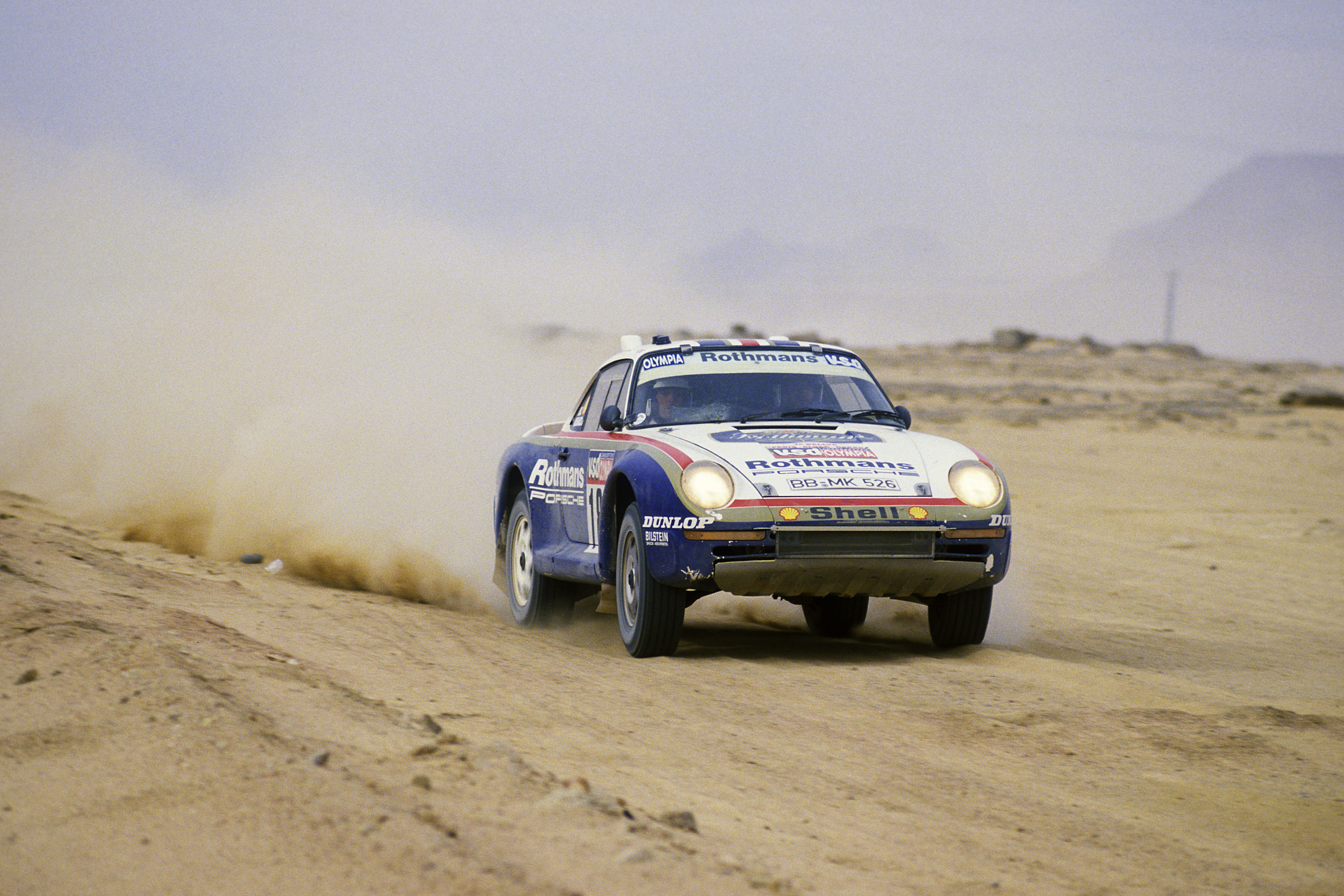 Jacky Ickx Dakar