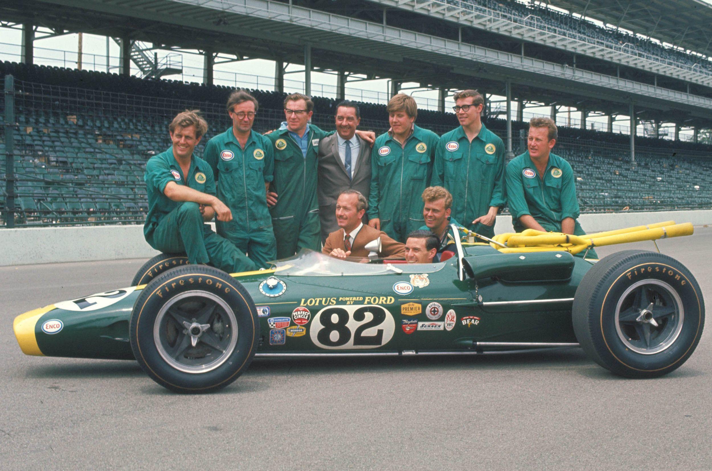 Jim Clark Indy 500