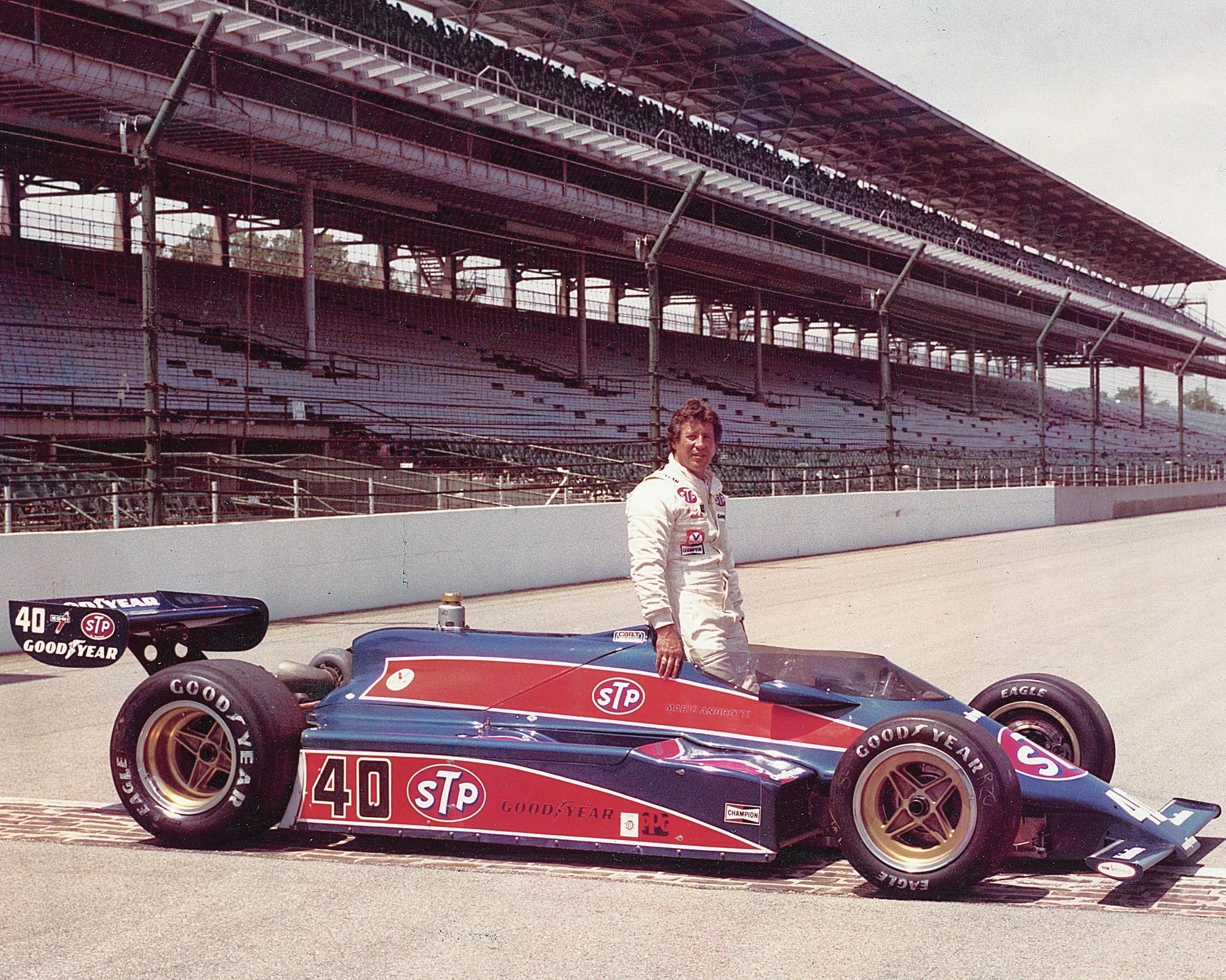 Mario Andretti Indy 500