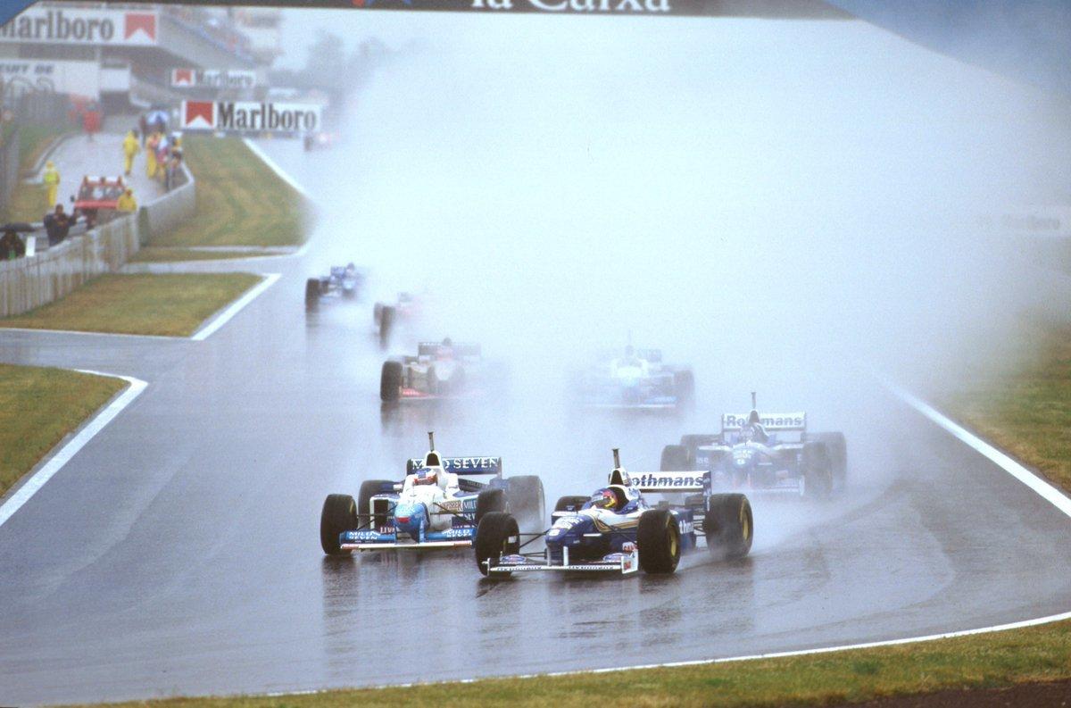 Salida GP España 1996