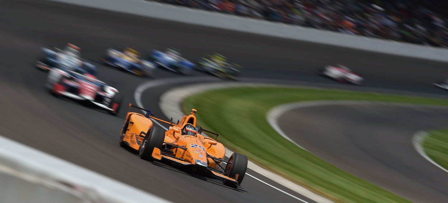 Alonso carrera Indy 500