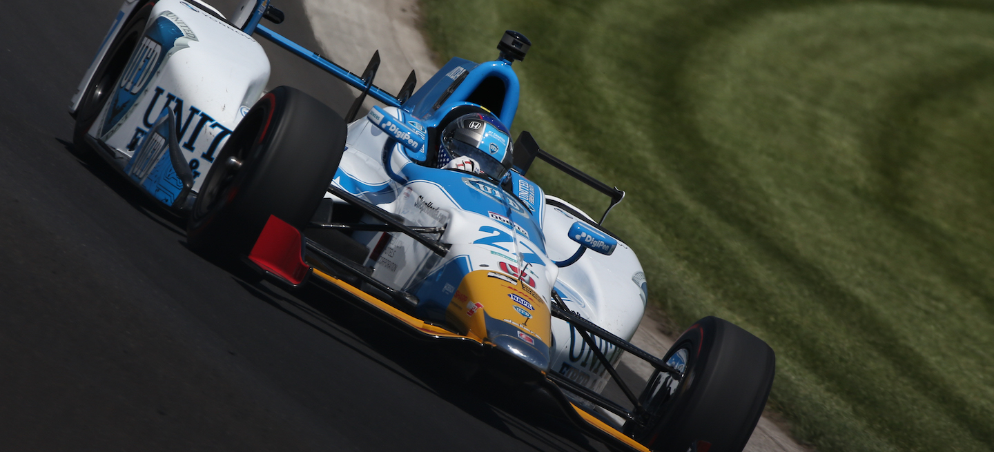 Andretti Lunes 15 Indy 500 2017