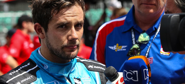 Muñoz Indy 500 2016