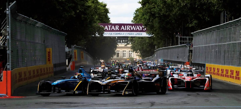 Paris ePrix 2017