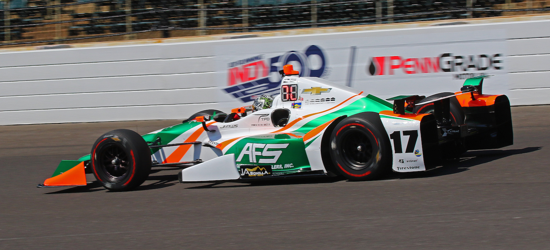 Saavedra Juncos Indy 2017
