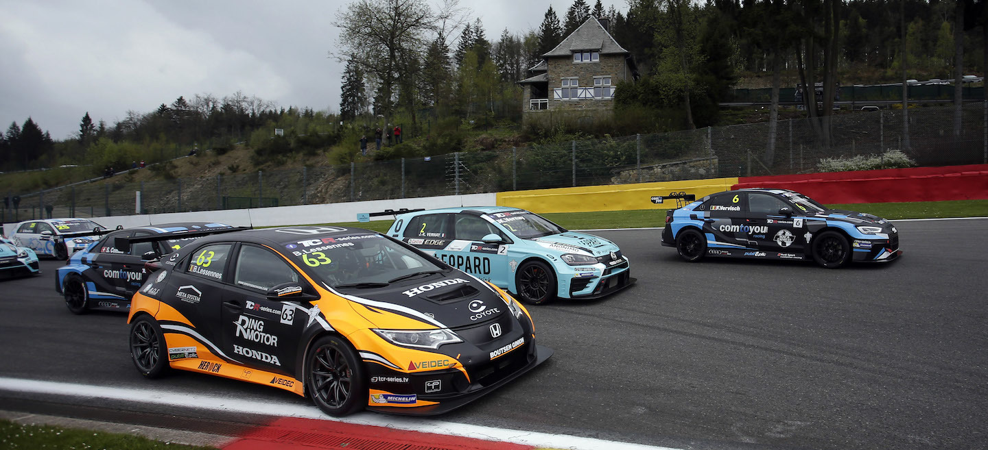 TCR Spa 2017