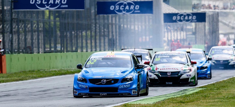 WTCC Monza 2017
