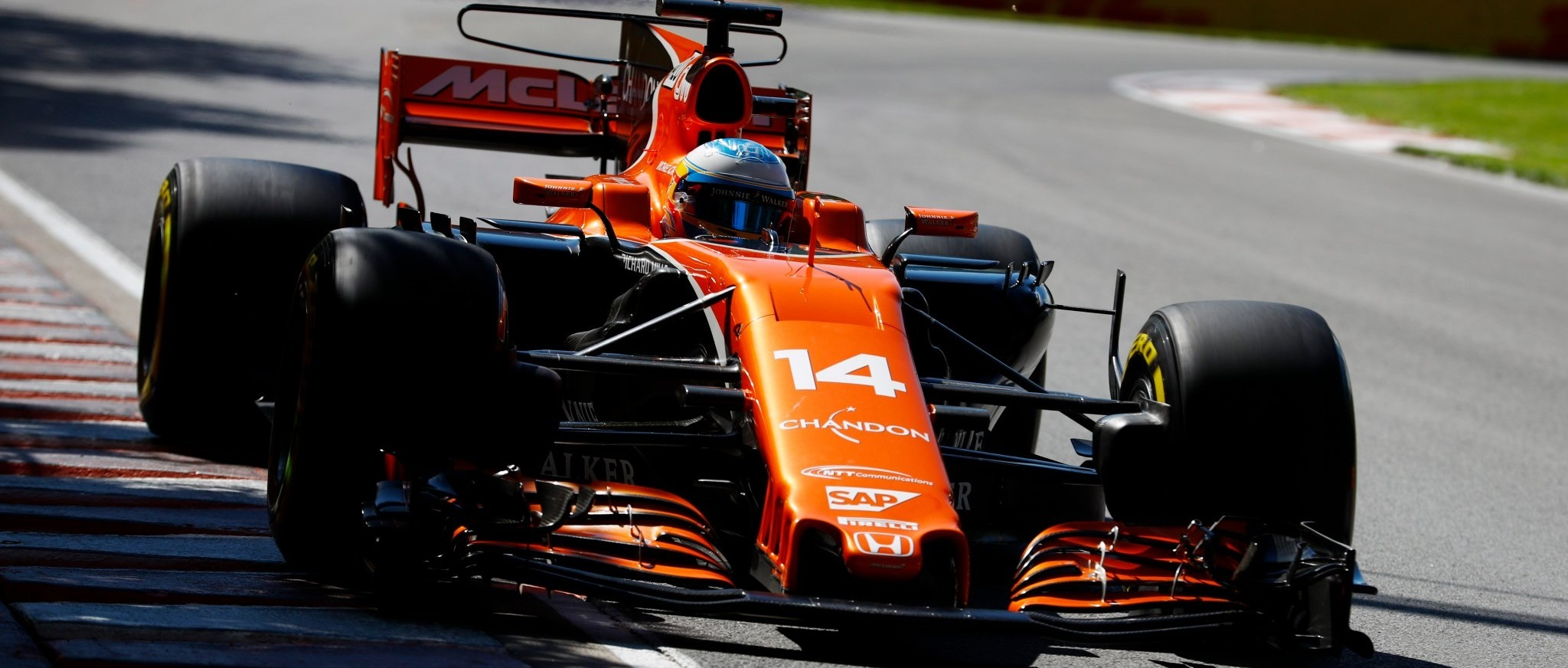 Fernando Alonso GP Canadá 2017