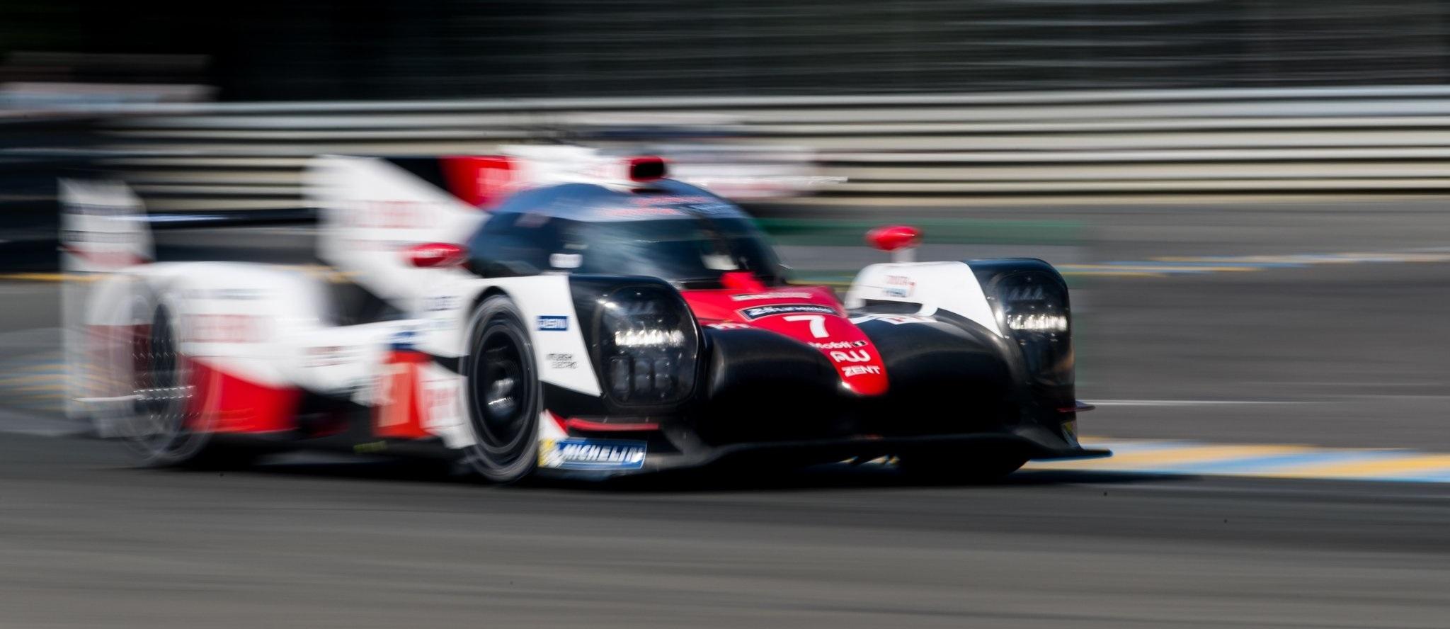 Kamui Kobayashi Le Mans 2017