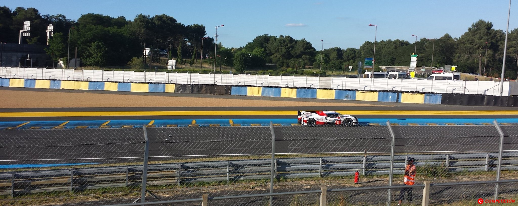 Toyota Tertre Rouge Le Mans 2017