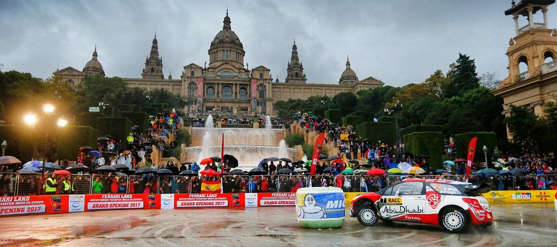 AUTOMOBILE: WRC SPAIN - WRC -13/10/2016