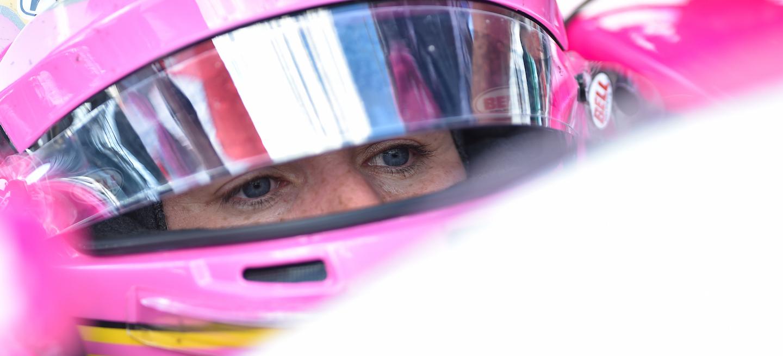 Pippa Mann Indy 500 2017