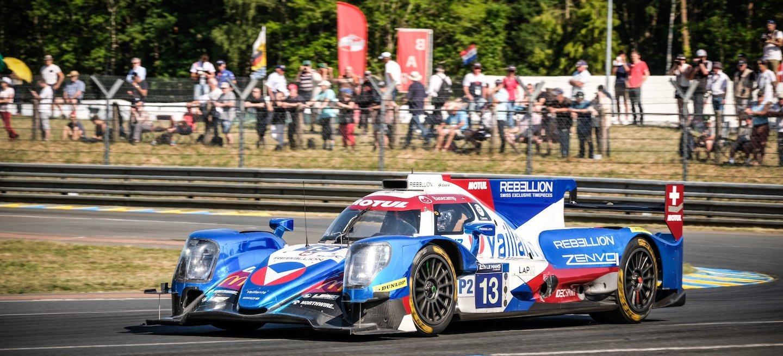 Rebellion Le Mans exclusión 2017