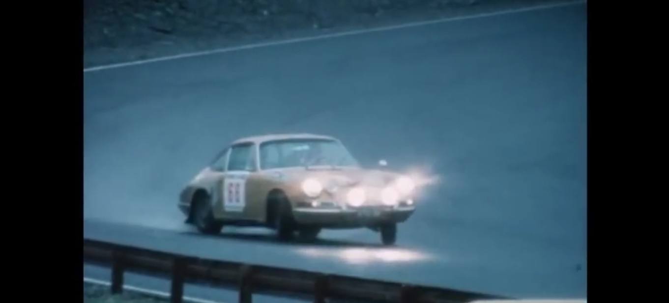1968 RALLY OF 1000 LAKES FINLAND